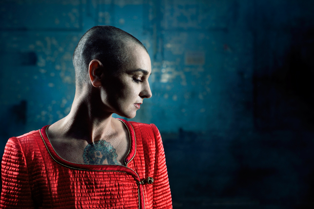Mick Flannery (Support) //   Sinead O'Connor