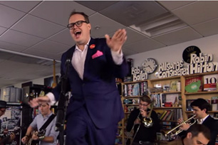 St Paul & The Broken Bones - NPR Music Tiny Desk Concert