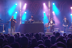 Fat Freddy´s Drop - Wairunga Blues (Live at Columbiahalle, Berlin)
