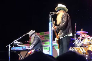 ZZ Top - Pincushion (Live in Nürnberg 2016)