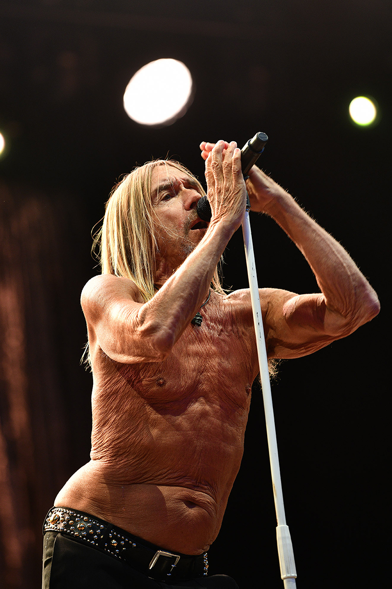 Iggy Pop // Fémina (Support)